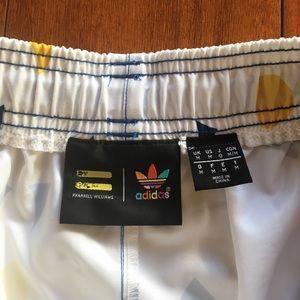 adidas Swim - Men's Adidas Pharrell Williams Swim Shorts Size M